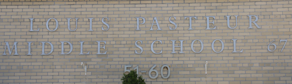 Louis Pasteur Middle School 67 PTA